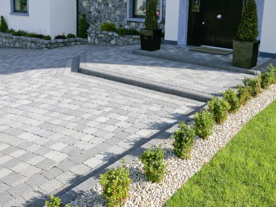 New Paved Driveway in Taunton