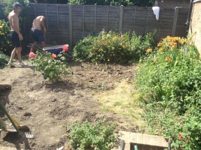 Landscaping in Taunton