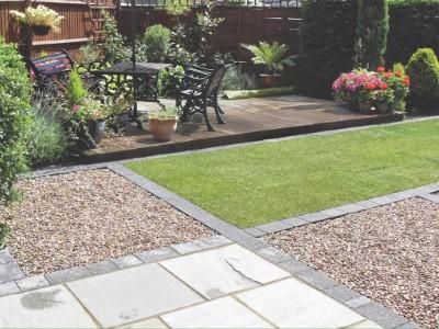 Landscaped Garden in Somerset