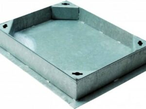Recessed Manhole Covers for Somerset