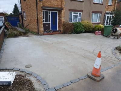 Base Concrete For Resin in Somerset