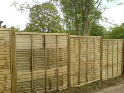 Wooden Fence installers Weston-super-Mare